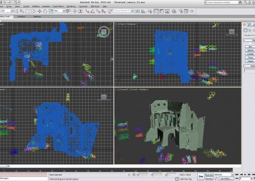 3D-Modell-Erstellung