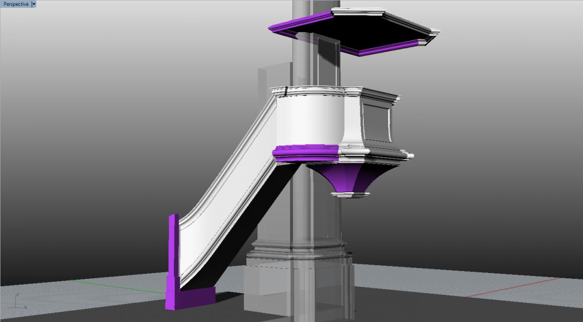 3D-CAD-Modell